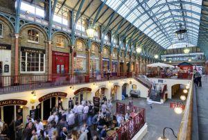 Covent Garden, London, Großbritannien, England, Vereinigtes Königreich