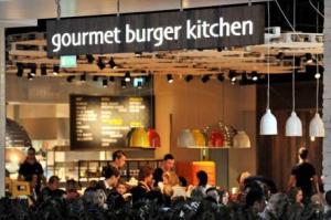 Gourmet Burger Kitchen External