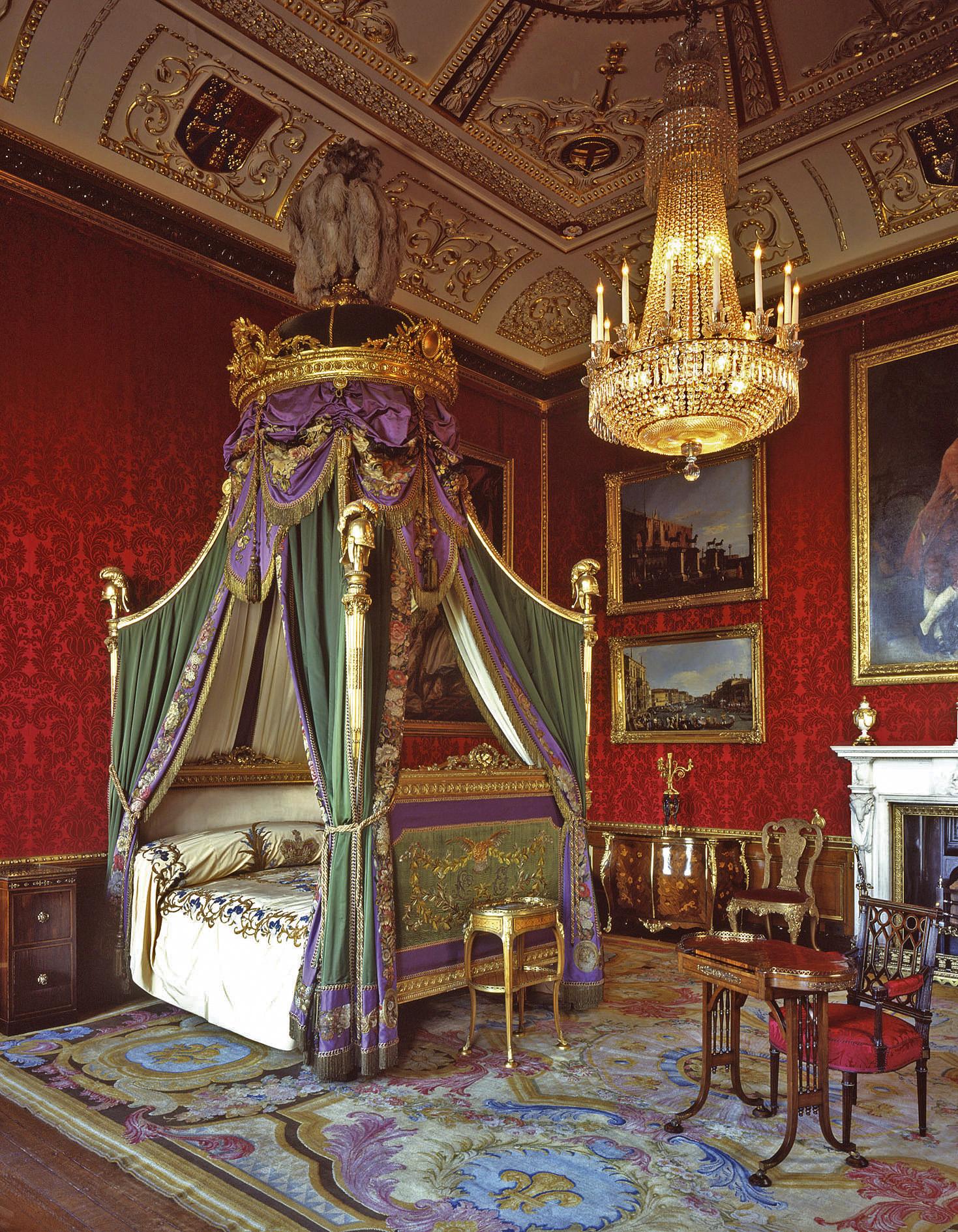Castelo De Windsor Windsor Castle Londres Com Marilia