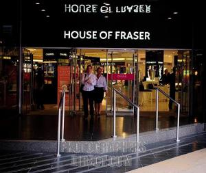 House of Fraser , Oxford Street , London